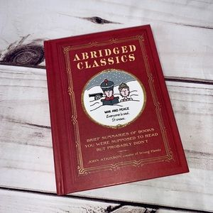 Abridged Classics by John Atkinson